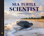 Sea Turtle Scientist Book Cover