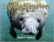 Saving Manatees cover
