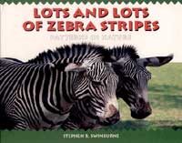 Lots and Lots of Zebra Stripes cover