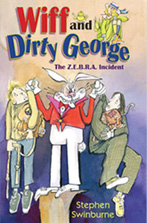 Wiff and Dirty George book cover