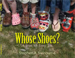 Whose shoes? A shoe for every job cover